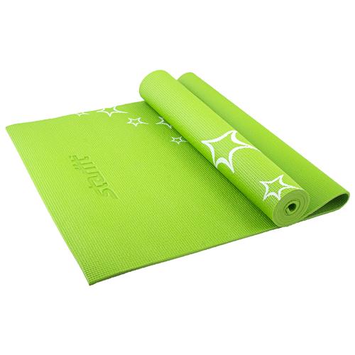 Фото - Коврик (ДхШхТ) 173х61х0.6 см Starfit FM-102 зеленый коврик дхшхт 173х61х0 4 см starfit fm 102 фиолетовый рисунок