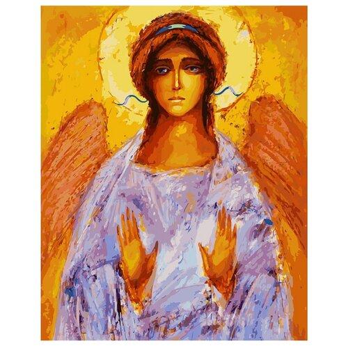 Купить Белоснежка Картина по номерам Ангел 40х50 см (914-АВ), Картины по номерам и контурам