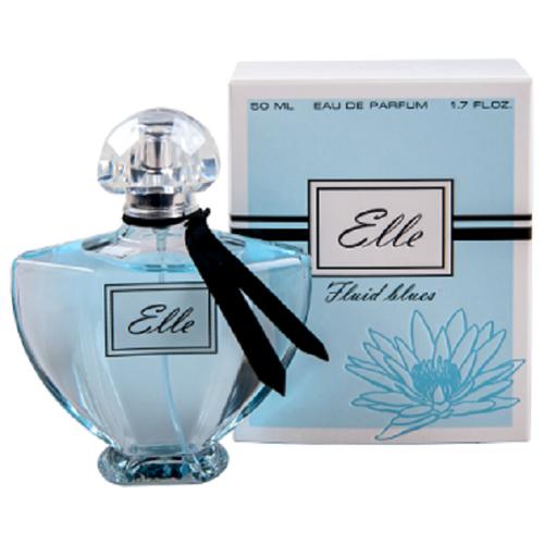 Парфюмерная вода PontiParfum Elle Fluid Blues, 50 мл