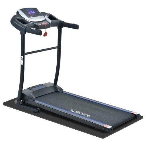 Электрическая беговая дорожка Evo Fitness Omega беговая дорожка grome fitness bc t5517s