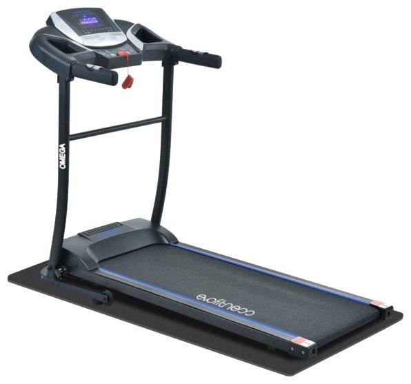 Электрическая беговая дорожка Evo Fitness Omega