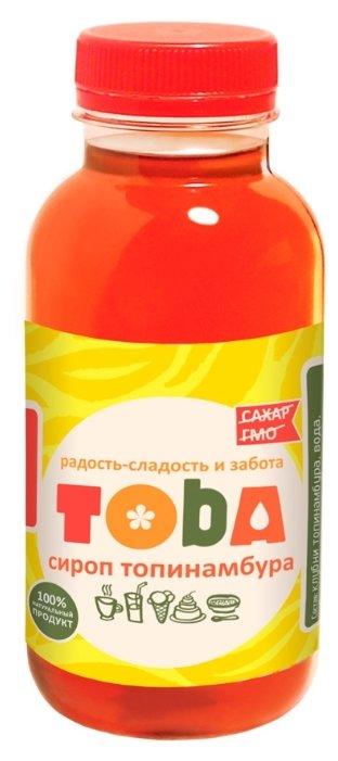 Сироп Toba Топинамбур с лимонным соком