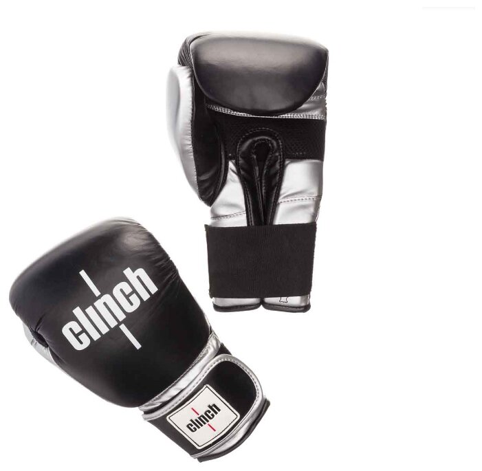 Боксерские перчатки Clinch Prime