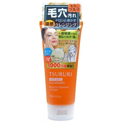TSURURI Очищающий поры крем-гель с термоэффектом, 150 млОчищение и снятие макияжа<br>