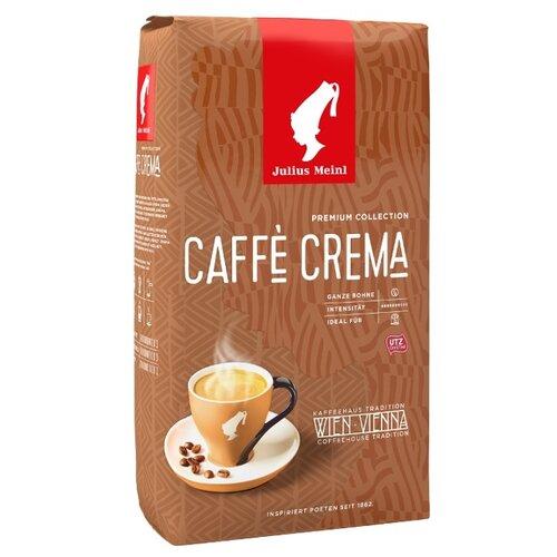 Кофе в зернах Julius Meinl Premium Collection Caffe Crema, смесь арабики и робусты, 1 кгКофе в зернах<br>