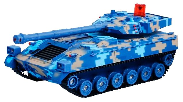 Набор техники Double Eagle Fighting Tanks (E513-003) 46.6 см