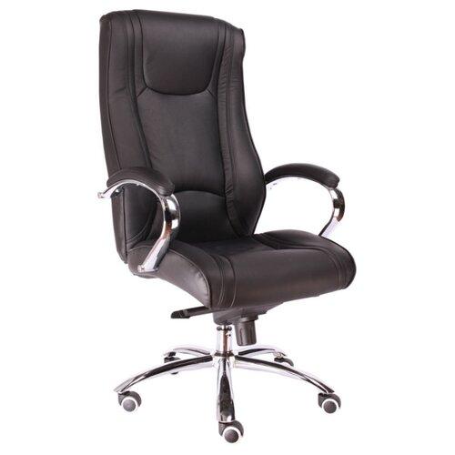 Фото - Компьютерное кресло Everprof Argo M для руководителя, обивка: искусственная кожа, цвет: черный компьютерное кресло everprof trend tm для руководителя обивка искусственная кожа цвет черный