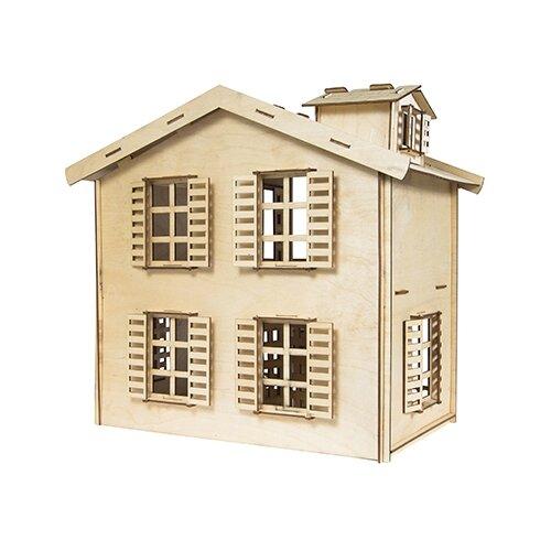 цена на Сборная модель IQ Format Кукольный домик