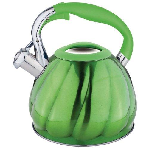 Rainstahl Чайник 7644-30RS\WK 3 л зеленый катушка agp wk 3 зеленый темно зеленый черный
