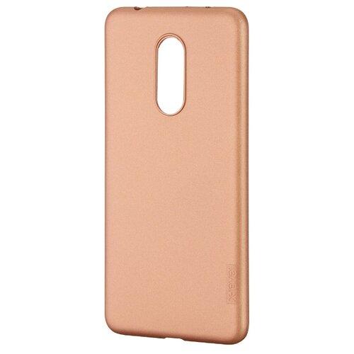 Чехол X-LEVEL Guardian для Xiaomi Redmi 5 золотой