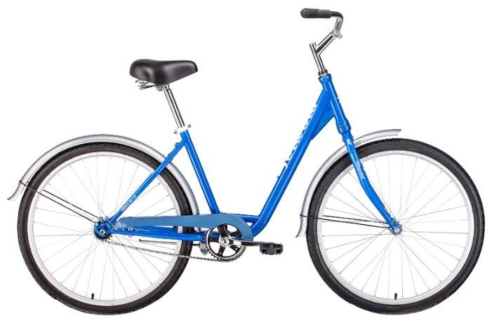 Велосипед Forward Grace 26 1.0 (2019) синий (RBKW98N61002)