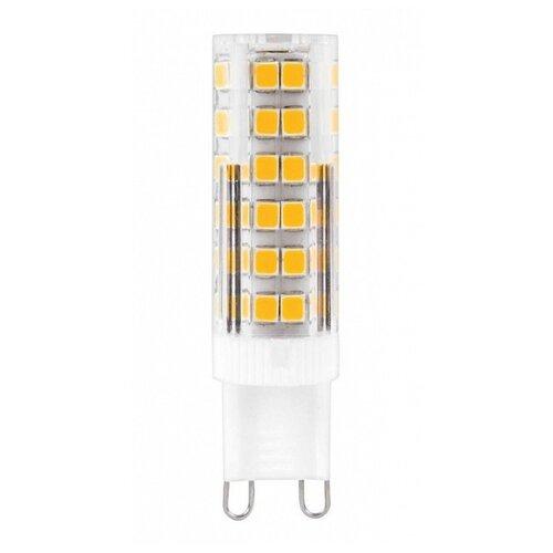 Лампа светодиодная КОСМОС 4500K, G9, G9, 7Вт цена 2017