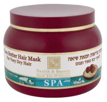 Health & Beauty Маска для волос с маслом Ши
