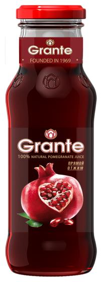 Сок Гранте Гранатовый 0,25л