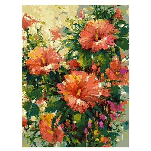 Купить Белоснежка Картина по номерам Мальва 30х40 см (248-AS), Картины по номерам и контурам