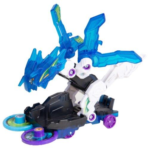Купить Интерактивная игрушка трансформер РОСМЭН Дикие Скричеры. Линейка 3. H2Октан (35896), Роботы и трансформеры