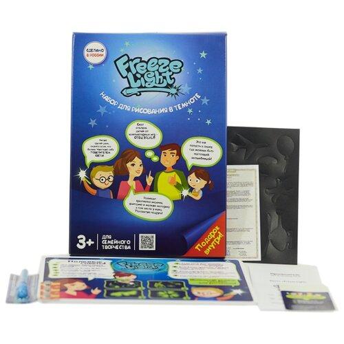 Планшет для рисования светом детский Freeze Light формат А4 (210*300) планшет
