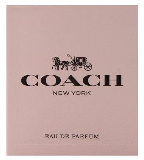 Парфюмерная вода Coach Coach for Women (2016)