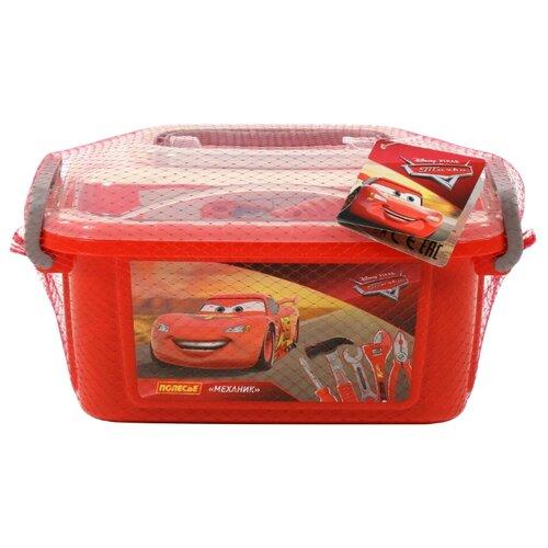 Полесье Механик Disney/Pixar Тачки (71354) полесье набор игрушек для песочницы полесье disney pixar тачки 18 5 предметов