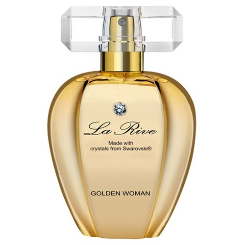 Парфюмерная вода La Rive Golden Woman, 75 мл парфюмерная вода la rive queen of life 75 мл