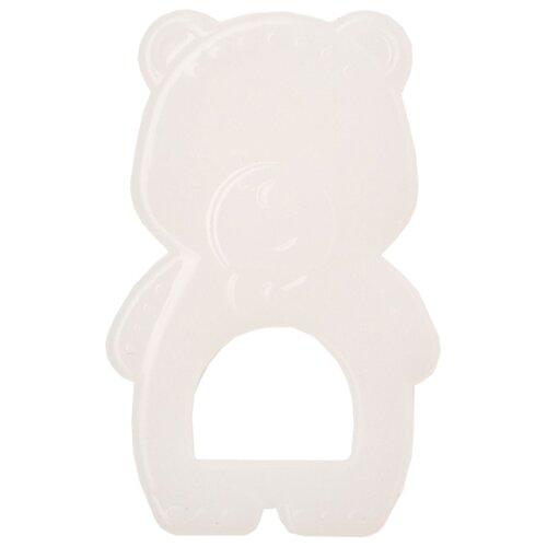 Прорезыватель Happy Baby Color Bear snow цена 2017