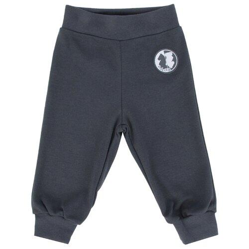 Брюки lucky child размер 20, темно-серыйБрюки и шорты<br>