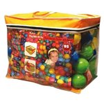 Шарики для сухих бассейнов King Kids 100 штук, 6.5 см (KK_BL1100-65-100)
