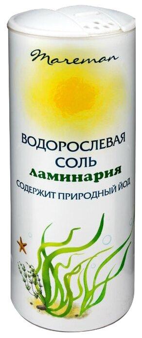 С.Пудовъ Водорослевая соль (ламинария), йодированная, 150 г
