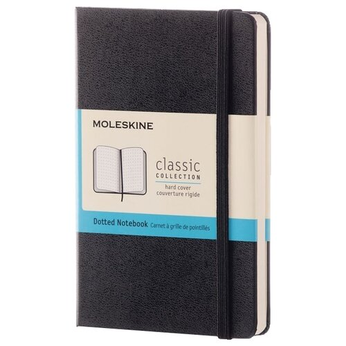 Блокнот Moleskine Classic Large 130x210, 120 листов 393775(QP066)Блокноты<br>