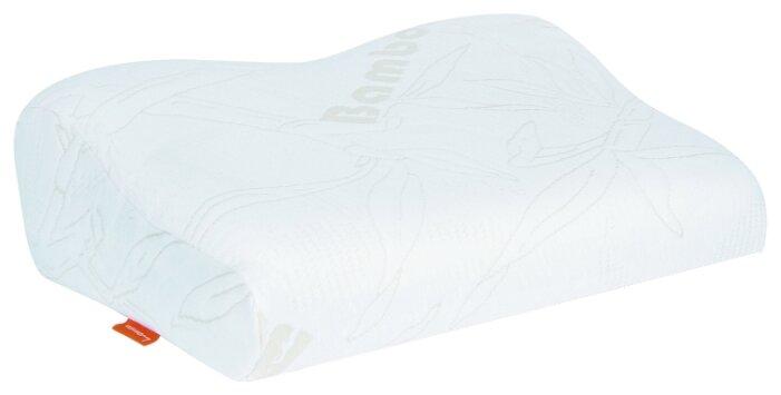 Ортопедическая подушка Тривес ТОП — 111 с эффектом памяти