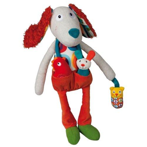 Набор мягких игрушек Ebulobo Пёсик Тони 45 см