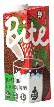 Рисовый напиток Bite с кокосом 1.3%, 1 л