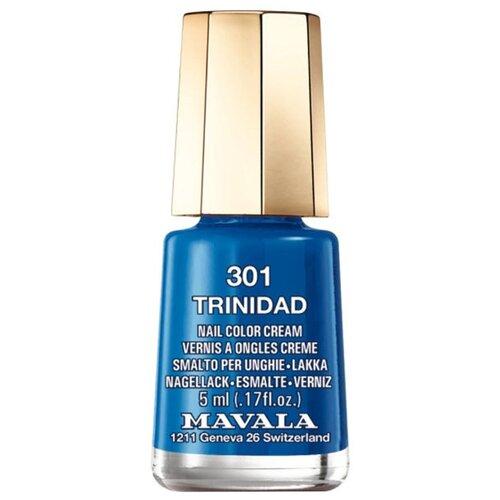 Лак Mavala Nail Color Cream, 5 мл, оттенок 301 Trinidad лак mavala nail color cream 5 мл оттенок 315 amethyst