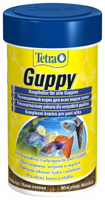 Сухой корм Tetra Guppy для рыб