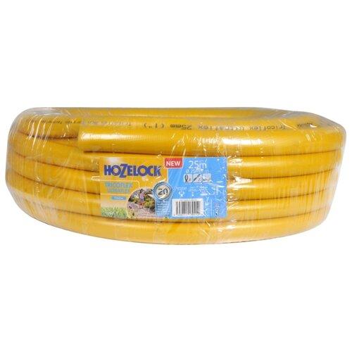 "Шланг HOZELOCK Tricoflex Ultraflex 1"" 25 метров желтый"