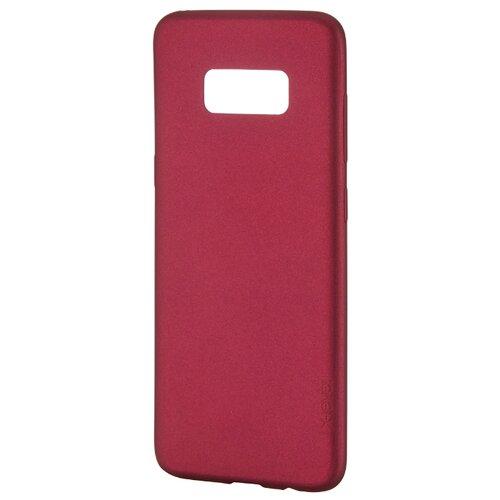 Чехол X-LEVEL Guardian для Samsung S8 бордовый чехол для сотового телефона x level samsung s8 бордовый