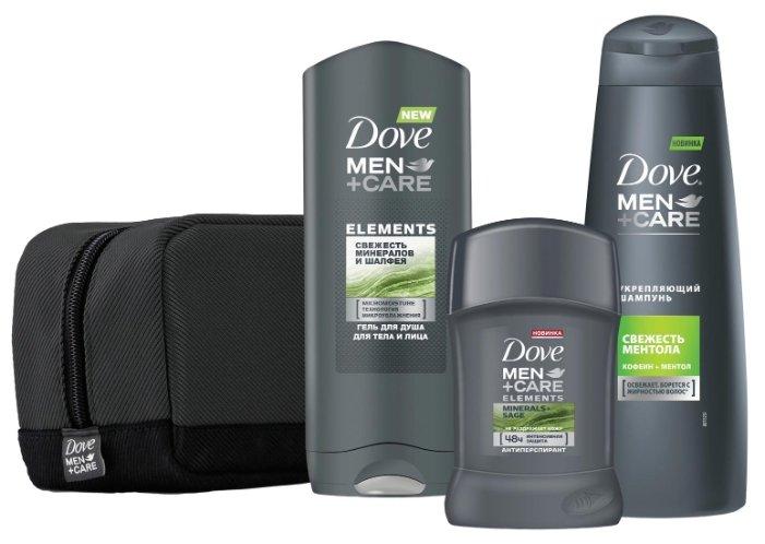 Набор Dove Men+Care Энергия свежести