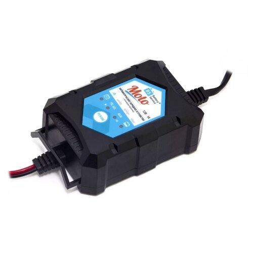 Зарядное устройство Battery Service Moto PL-C001P черный