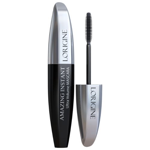 Lorigine Тушь для ресниц Amazing Instant Ultra Volume Mascara, черный