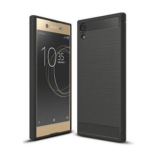 Купить Чехол UVOO Carbon Design для Sony Xperia XA1 (U003543SON) черный