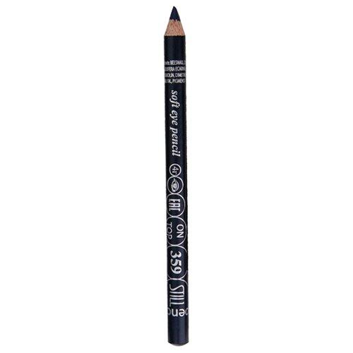 STILL Мягкий карандаш для век On Top, оттенок 359 темно-синий