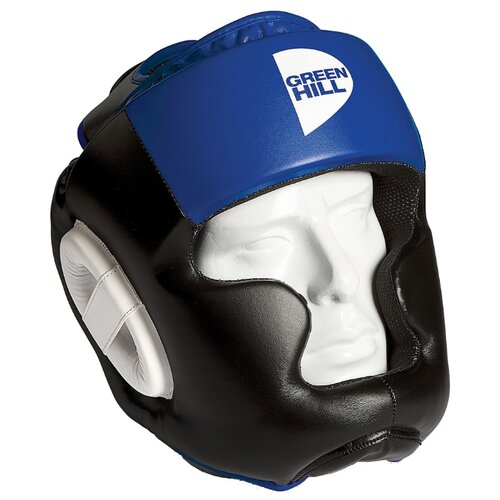 Шлем боксерский Green hill Poise HGP-9015, р. MСпортивная защита<br>
