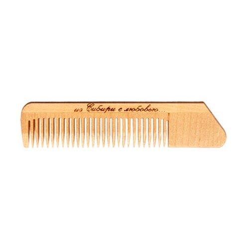 Тимбэ Продакшен Расческа деревянная РД4102 массажер ленточный тимбэ продакшен зубчатый