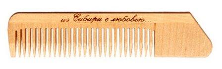 Тимбэ Продакшен Расческа деревянная РД4102