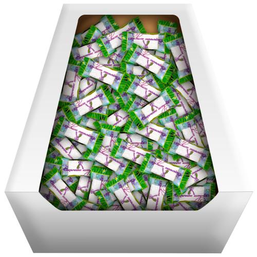 Нуга Столичные штучки с орехами и цукатами 3000 г