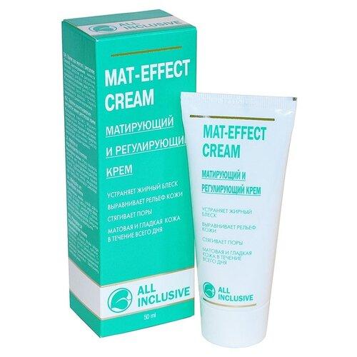 All Inclusive крем матирующий и регулирующий Mat-Effect, 50 мл
