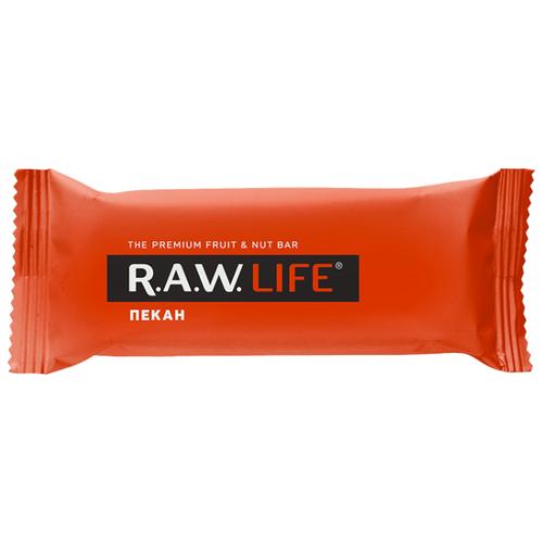 Фруктовый батончик R.A.W. Life без сахара Пекан 47 г фруктовый батончик r a w life без сахара макадамия 47 г