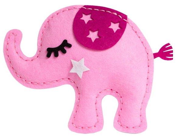 Feltrica Набор для изготовления мягкая игрушка Слоник (4627130657964)