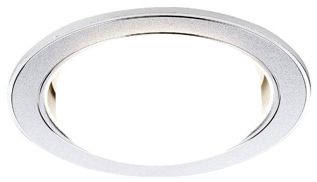 Встраиваемый светильник Ambrella light G170 PS/CH, перламутровый/хром
