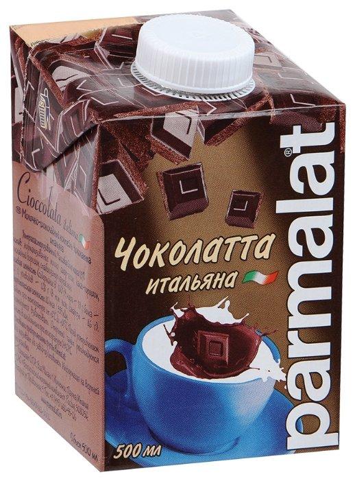 Молочный коктейль Parmalat Чоколатта итальяна 1.9%, 500 мл